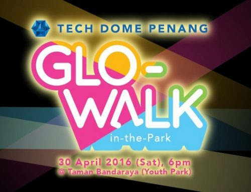 Sponsor Tech Dome GloWalk 30 April 2016