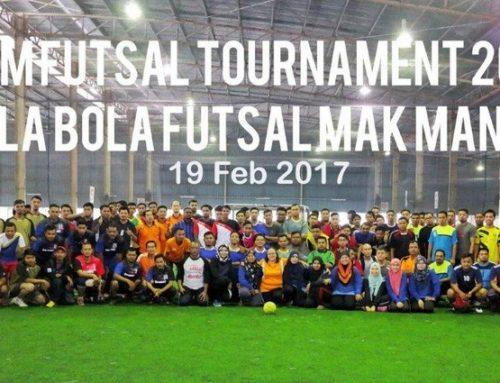 ACM Futsal Tournament 19 Feb 2017 at Mak Mandin