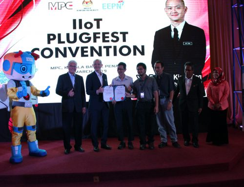 IIOT Plugfest Convention & Best Practice  – 7 March 2019